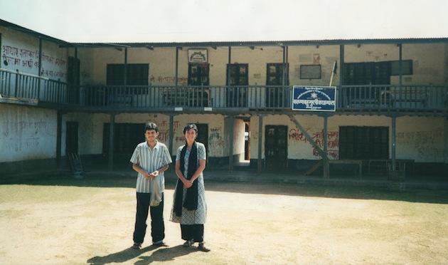 Parshu & Deana Barun Campus 2000 lowres