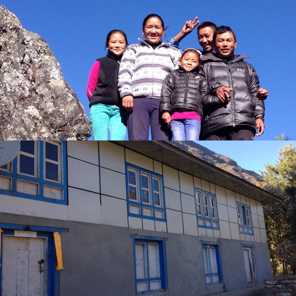 Dawa family and house