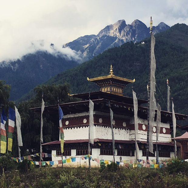 Tantric temple